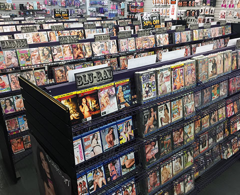 Adult Movies & DVDs
